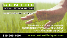 Centre athletique tr